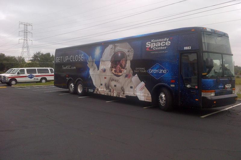 奥兰多出发观光巴士、机场接送/城市接驳1日游:OR-T-6980