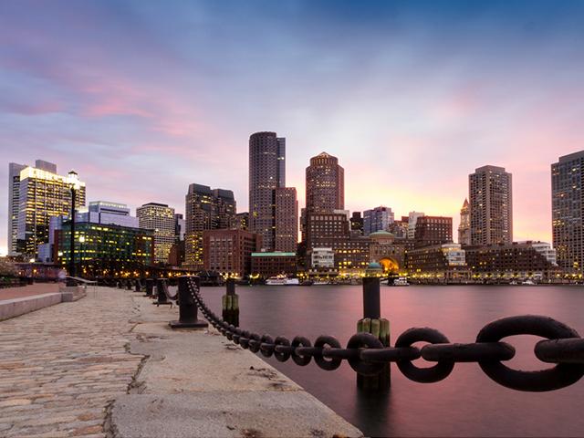 波士顿旅游
