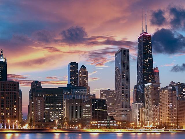 芝加哥旅游