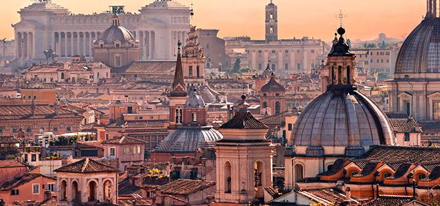 罗马出发7日游:RO7-6398
