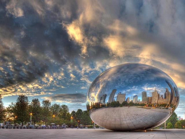 芝加哥出发5日游:CH5-8721