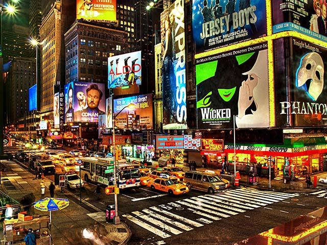 纽约出发4日游:NY4-8542