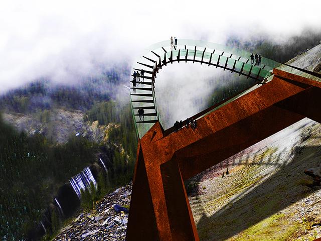 西雅图出发班夫公园8日游:SE8-8269