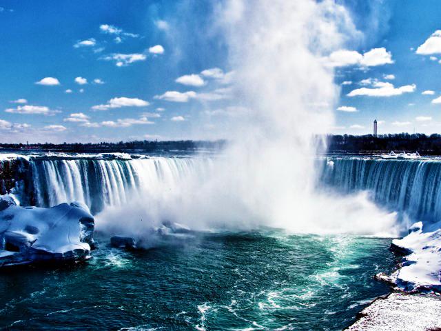 多伦多出发赏枫、尼亚加拉大瀑布6日游:TO6-6407