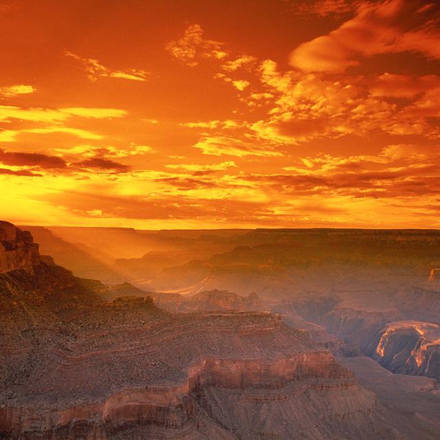 拉斯维加斯出发大峡谷、羚羊谷6日游:LV6-6052