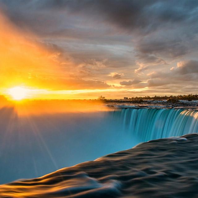迈阿密出发尼亚加拉大瀑布8日游:MI8-4508
