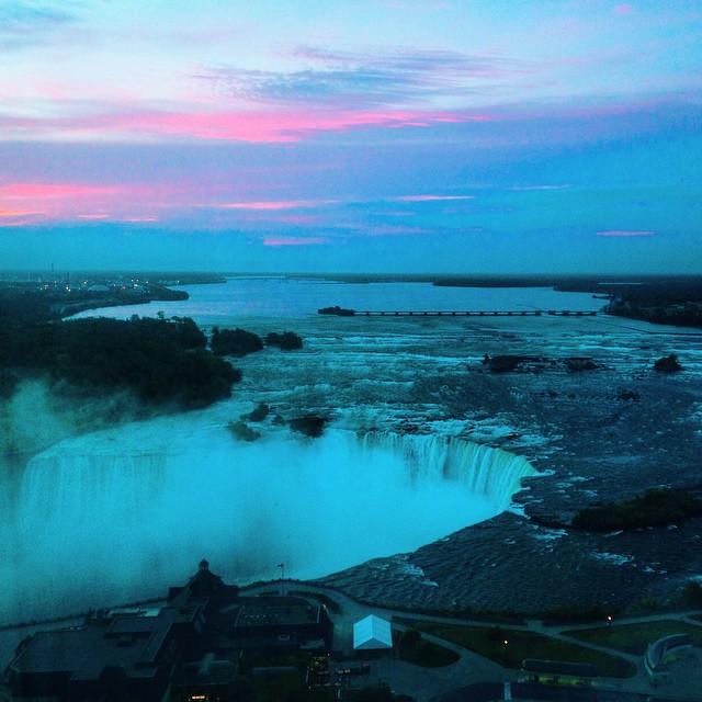 纽约出发尼亚加拉大瀑布7日游:NY7-4491