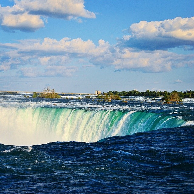 多伦多出发尼亚加拉大瀑布8日游:TO8-285