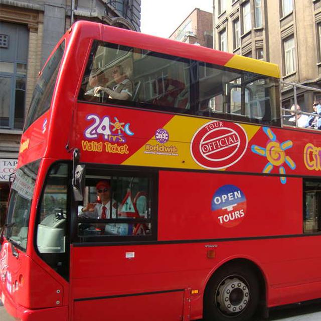 布鲁塞尔出发观光巴士1日游:BR-T-1682