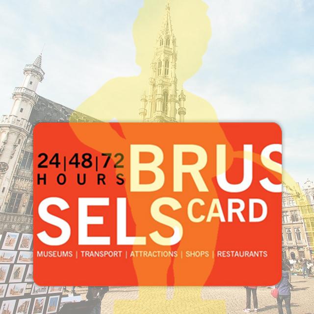 布鲁塞尔出发景点门票1日游:BR-T-2243