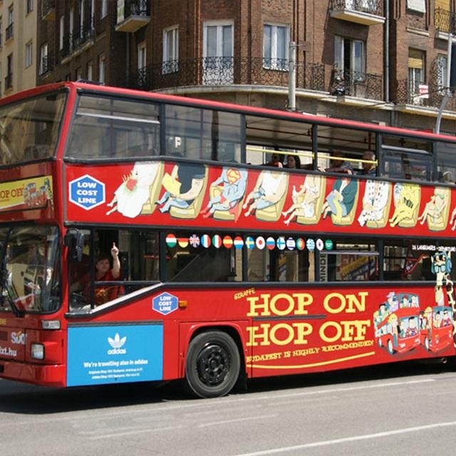 布达佩斯出发观光巴士1日游:BU-T-1350
