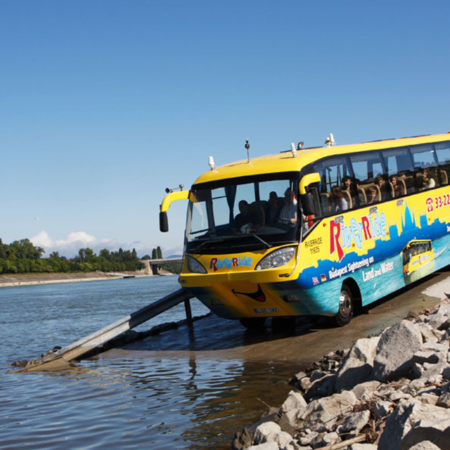 布达佩斯出发观光巴士、游船观光1日游:BU-T-1830