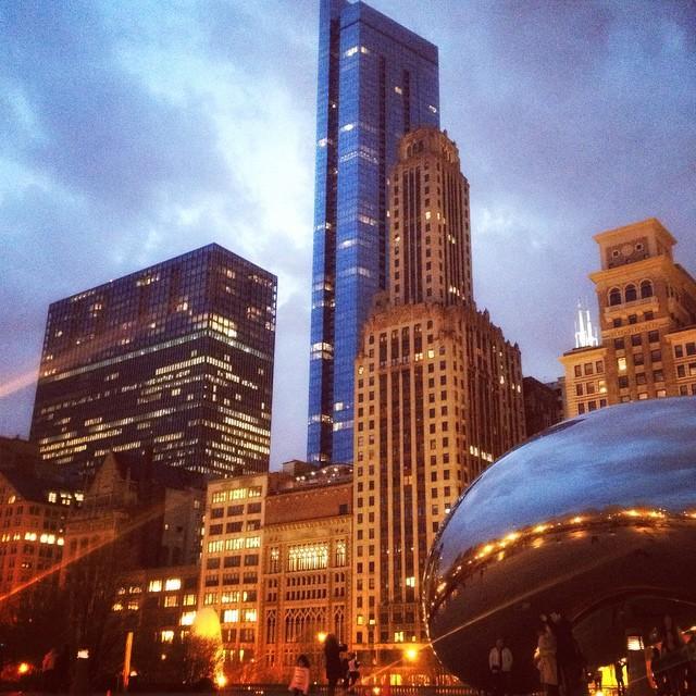 芝加哥出发1日游:CH1-2615