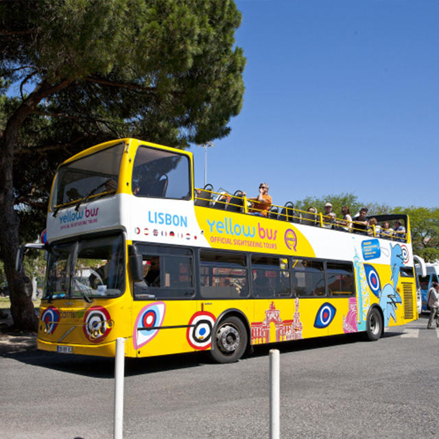 里斯本出发观光巴士1日游:LI-T-1664