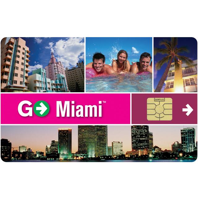 迈阿密出发景点门票1日游:MI-T-332
