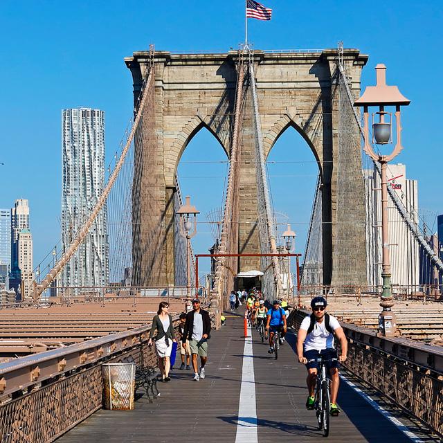 纽约出发骑行1日游:NY-T-315