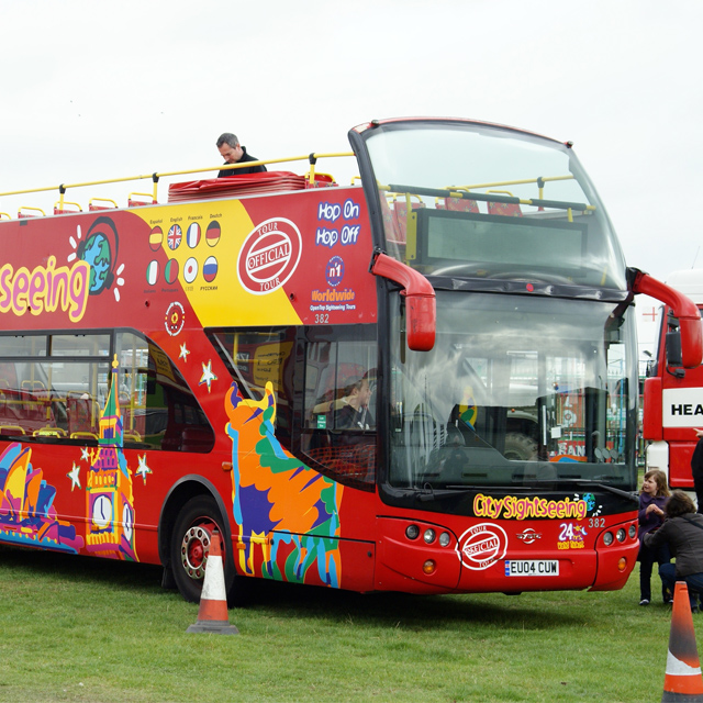 盐湖城出发观光巴士1日游:SL-T-611