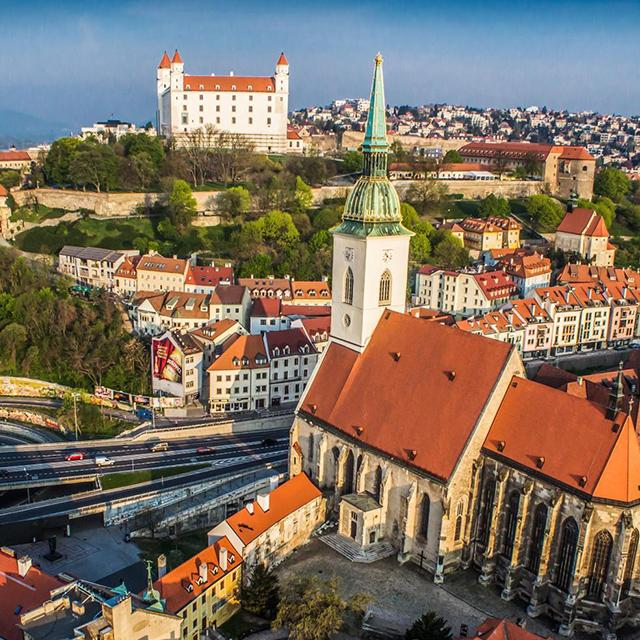 维也纳出发1日游:VI-T-1747