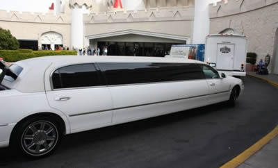 拉斯维加斯出发机场接送/城市接驳1日游:LV-CAR-383