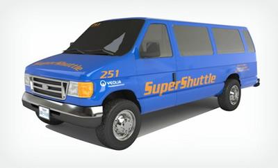 旧金山出发机场接送/城市接驳1日游:SF-CAR-365
