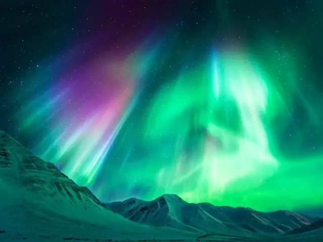 费尔班克斯出发阿拉斯加、极光6日游:FA6-8699