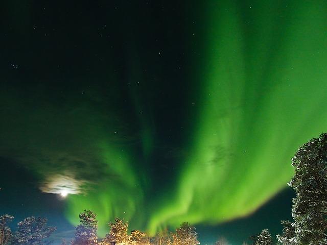 费尔班克斯出发阿拉斯加、极光6日游:FA6-8694